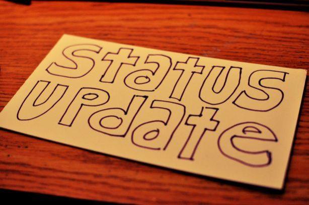 status-update